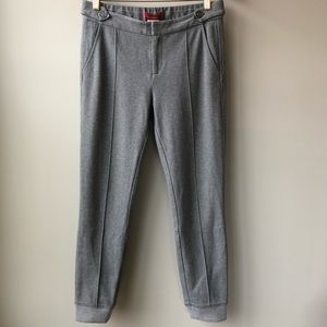 Anthropologie Cartonnier Gray Jogger Trousers